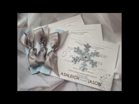 Awesome Winter Wonderland Invitations!