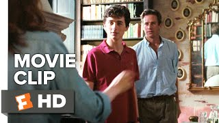 Call Me by Your Name Movie Clip - Our Home is Your Home (2017)   Movieclips Indie