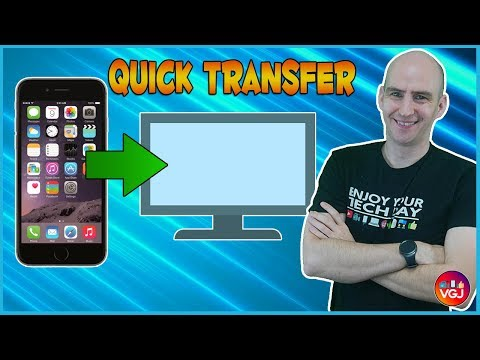 Transfer iPhone Screen Recording to Computer Instantly!