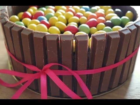 🍫 KIT KAT CAKE (BRIGADEIRO FILLING) RECIPE  🍫 | EM'S BAKING