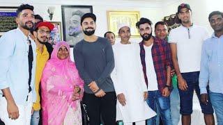 Tolichowki Hasnath colony : Virat Kohli @ Mohammed Siraj home