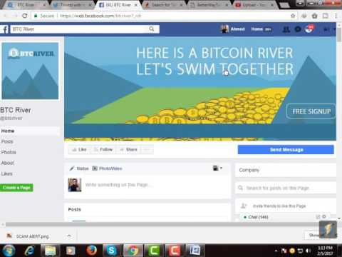 BTC River  Review Scam Alert Get 30% for 5 days investment By Ahmed Faraz