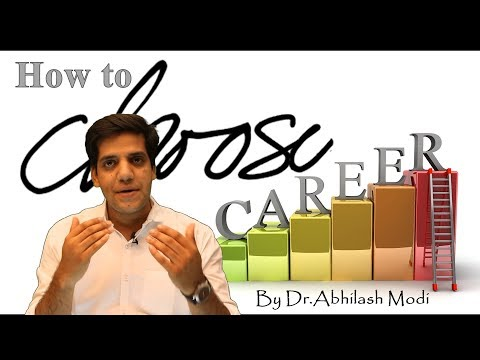 How to choose CAREER?(Biggest problem of Student Life)Watch this before you quit in choosing Career