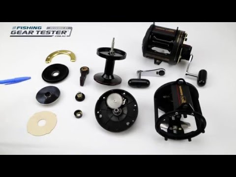 REVIEW  Shimano TLD reviewed by FishingGearTester com au
