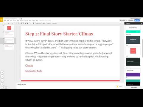 How to Write - Ending/Conclusion