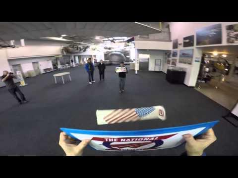 How Follow Foils (Walk Along Gliders) Fly