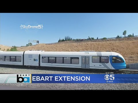 Construction Of eBART Extension In East Bay Can't Complete Soon Enough For Some