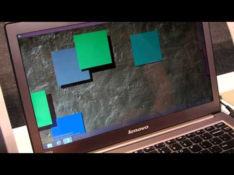 Synaptics ForcePad: Touchpad Re-invented
