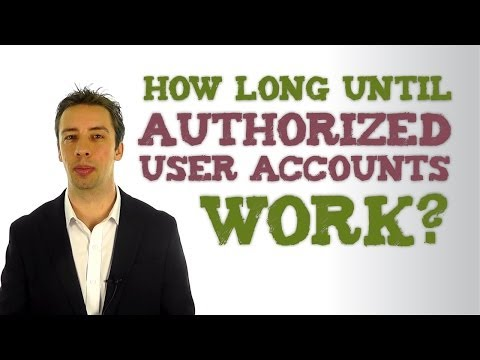 How Long Until an Authorized User Account Will Increase Your Credit Scores?