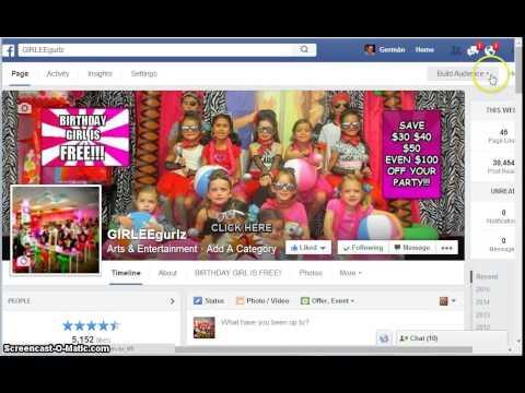 FB Audience upload mailing list