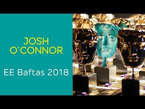 EE BAFTAs 2018: Josh O'Connor, EE Rising Star Award Nominee 2018