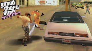 GTA: Vice City Stories [PSP] Free Roam Gameplay #8 [1080p]