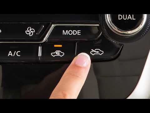 2019 Nissan Murano - Heater and Air Conditioner