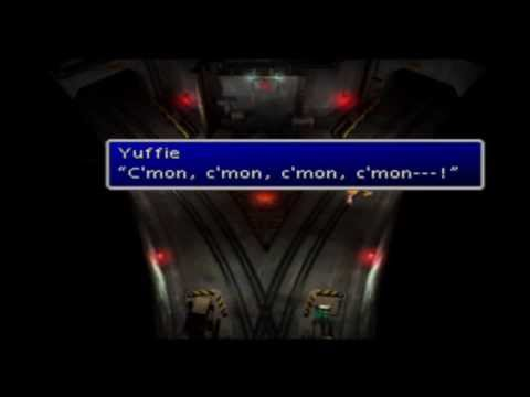 Final Fantasy VII Playthrough Part 54 Turks, W-Item & Shinra Building