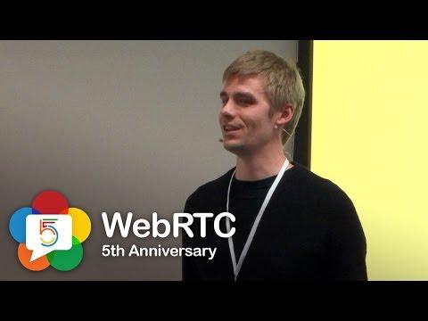 Adopting WebRTC's C++ for cross platform development (Kranky Geek WebRTC 2016)