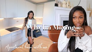 I'm Back and I'm moving!…visit my new apartment | update vlog.
