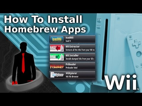 Easily Install Homebrew Apps! (Mod The Wii)