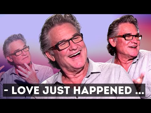 Kurt Russell On Being With Goldie Hawn For 33 Years It Was Never A Go
