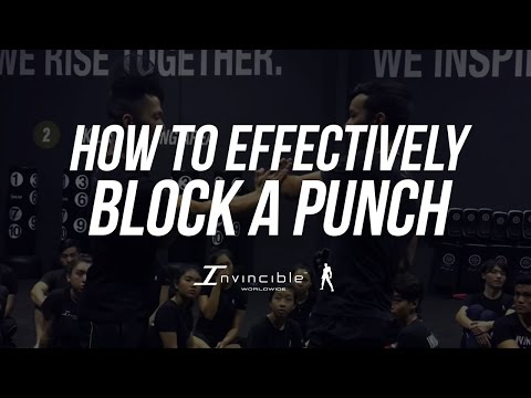 How To Effectively Block A Punch | ALAN LA LIVE SEMINAR