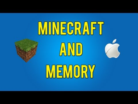 How to Allocate More Memory to Minecraft on a Mac