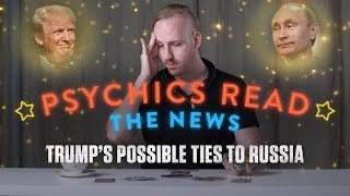 Psychics Read the News: Trump