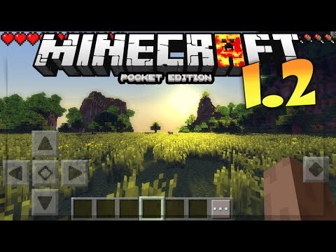 MINECRAFT PE 1.4 BEST SHADERS - HOW TO INSTALL SHADERS IN MCPE 1.2  - MCPE 1.4.2  SBFL SHADERS