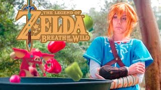 Cooking With Link [Legend of Zelda: Breath of the Wild Parody]