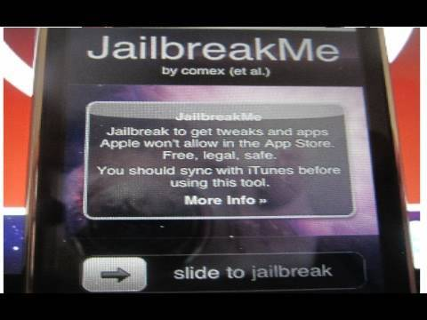 JailbreakMe 2.0 Official Jailbreak on iPhone 4 UNTETHERED