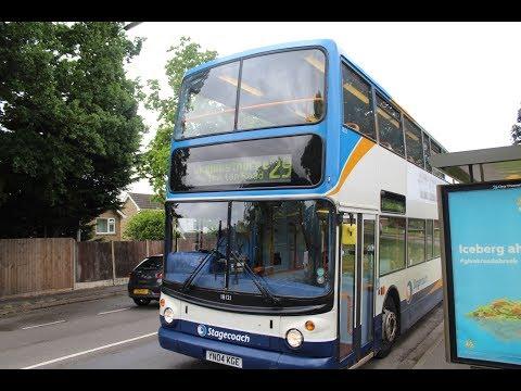 Stagecoach East Midlands   Alexander ALX400/Dennis Trident   29 to Skellingthorpe   18121 (YN04KGE)