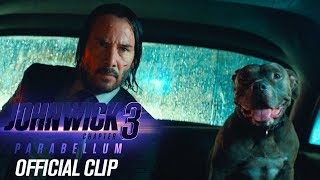 """John Wick: Chapter 3 - Parabellum (2019 Movie) Official Clip """"Taxi"""" – Keanu Reeves, Halle Berry"""