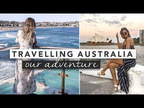 What We Did Travelling Australia   by Erin Elizabeth