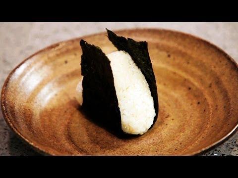 How to Make Japanese Rice Balls | Bento Box