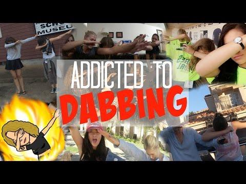 Addicted to DABBING | WEEKENDCLASS San Diego - Aupair VLOG #7