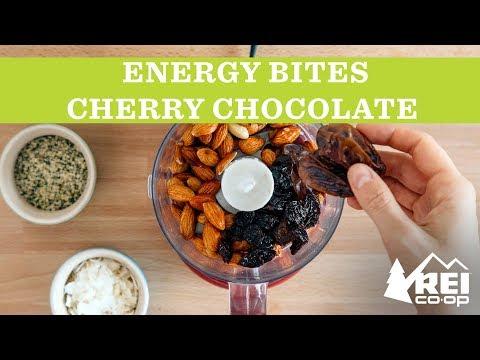Homemade Energy Bites Recipe: Cherry Chocolate | REI