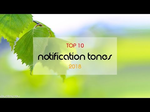 Top 10 Notification Tones |Download Now|