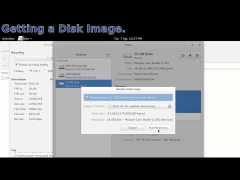 Disk (gnome-disk-utility) I never knew ...