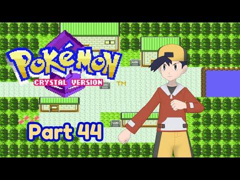 Pokemon Crystal: Kanto | Seafoam Island, Blaine Battle | Part 11