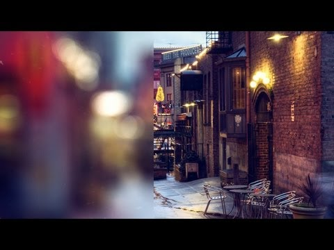 How to create Awesome Bokeh Blur in Photoshop Tutorial