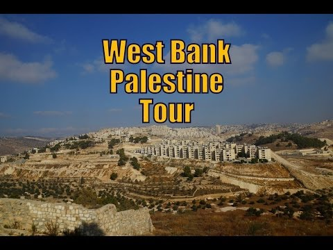 A Tour of the West Bank / Palestine visiting Bethlehem, Jericho and Jordan River with Abraham Tours