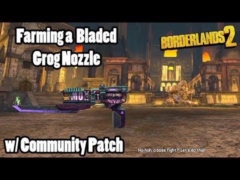 Borderlands 2 Farming Gold Golem For Grog Nozzle,MJ6V1
