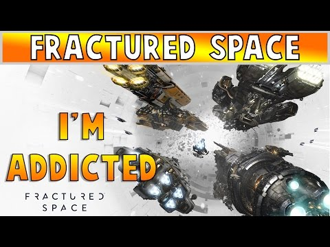 Fractured Space - Free 2 Play MOBA Space Game