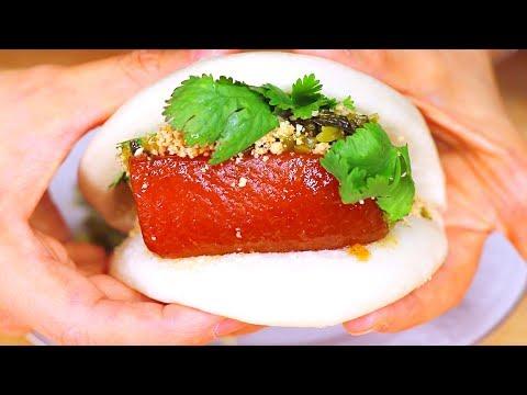 MUST EAT Gua Bao  (Taiwanese Pork Belly Buns) CiCi Li
