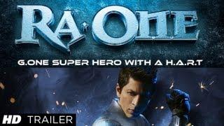 """Ra.One Trailer"" | Starring Shahrukh Khan"