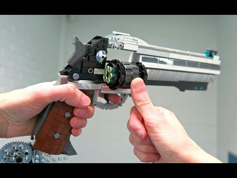 LEGO McCree's Peacekeeper - Overwatch