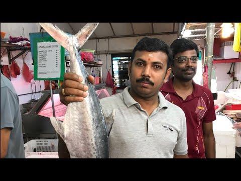 Edited Version _How to Make Fish 🐟 Gravy _Meen kulampu _Singapore Tamil Bachelor Samayal