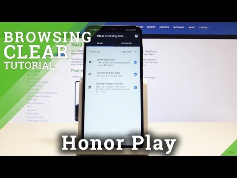 How to Reset Browser on Honor Play - Delete Search History / Clear Browser