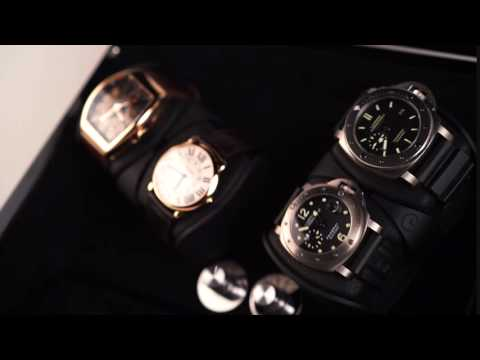 Product Video - Billstone Watch Winder Avanti 2