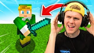LACHLAN PLAYS MINECRAFT?!?