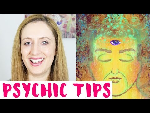 Tips To Improve Your PSYCHIC Abilities Quick. What It Feels Like To Have Psychic Communication.