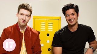 Fan Theories With Devin Druid & Ross Butler From